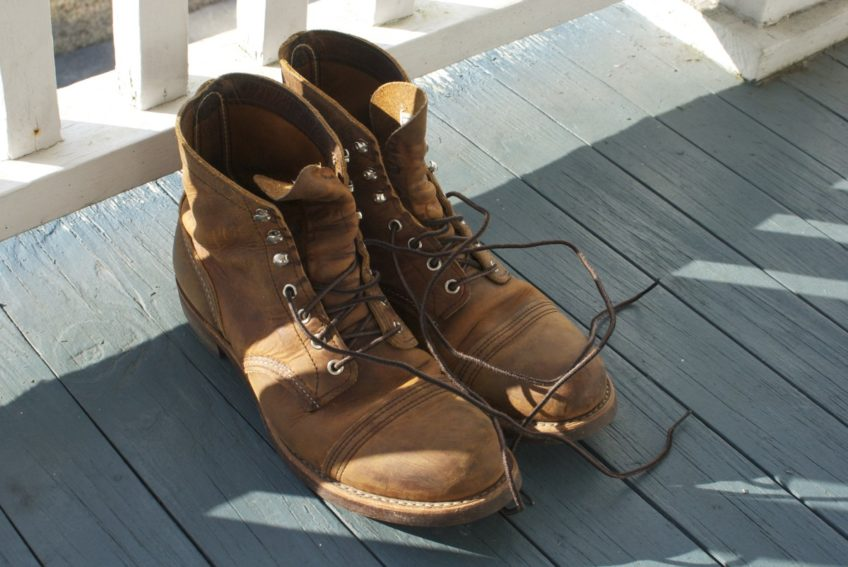 Red Wing Heritage Iron Ranger Boot