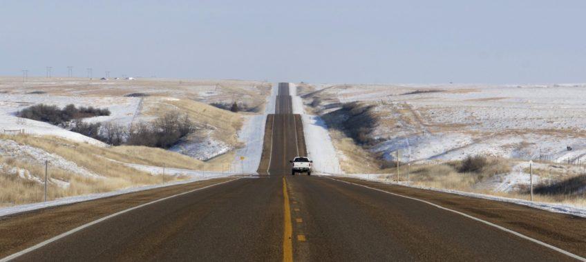 550 Miles Across Montana