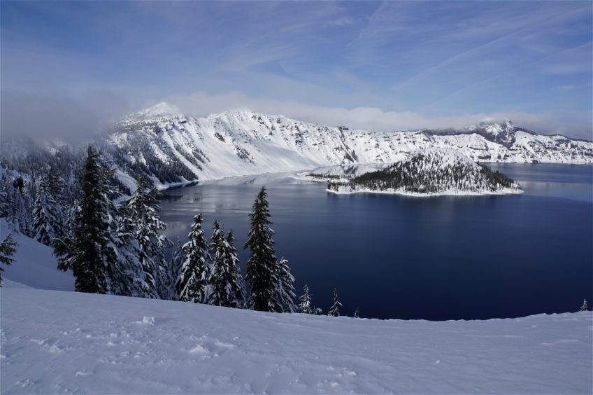 2016.02.03-05 – The Depths of Crater Lake