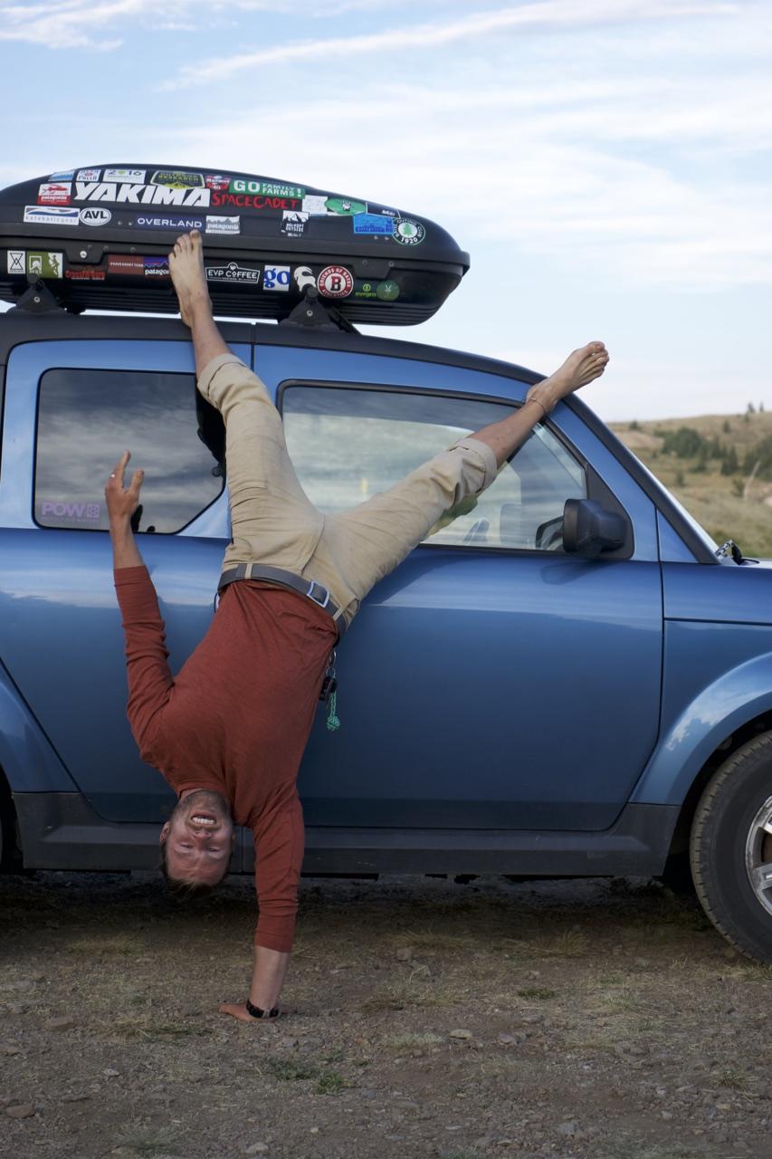 handstand-car