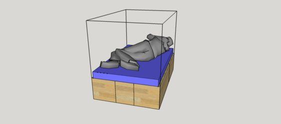 Sleep Set Up (Angle 1)